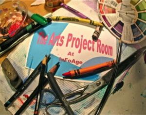 The Arts Project Room